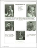 2001 Union County High School Yearbook Page 166 & 167