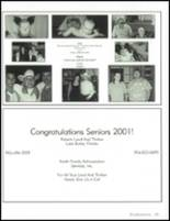 2001 Union County High School Yearbook Page 186 & 187