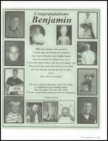 2001 Union County High School Yearbook Page 206 & 207