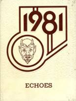 1981 Yearbook East High School