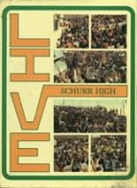 1983 Yearbook Schurr High School