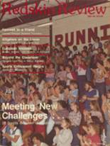 1982 Yearbook Hurricane High School