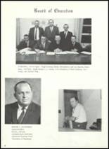 1970 Naylor High School Yearbook Page 10 & 11