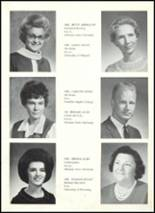 1970 Naylor High School Yearbook Page 12 & 13