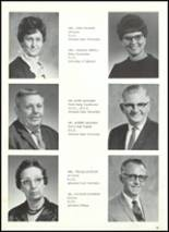 1970 Naylor High School Yearbook Page 14 & 15