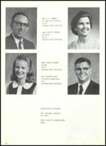 1970 Naylor High School Yearbook Page 16 & 17