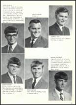 1970 Naylor High School Yearbook Page 20 & 21