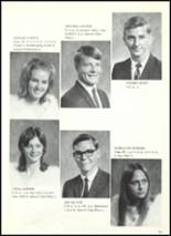 1970 Naylor High School Yearbook Page 22 & 23