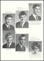 1970 Naylor High School Yearbook Page 24 & 25
