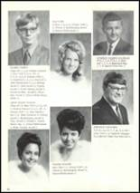 1970 Naylor High School Yearbook Page 26 & 27