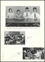 1970 Naylor High School Yearbook Page 28 & 29