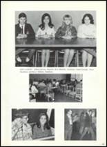 1970 Naylor High School Yearbook Page 32 & 33