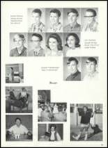 1970 Naylor High School Yearbook Page 34 & 35