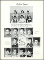 1970 Naylor High School Yearbook Page 40 & 41