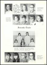 1970 Naylor High School Yearbook Page 42 & 43