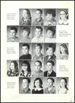 1970 Naylor High School Yearbook Page 44 & 45