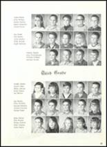 1970 Naylor High School Yearbook Page 50 & 51