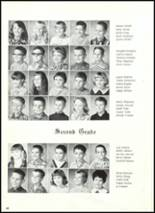 1970 Naylor High School Yearbook Page 52 & 53