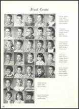 1970 Naylor High School Yearbook Page 54 & 55