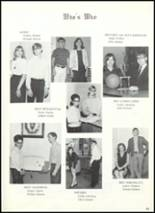 1970 Naylor High School Yearbook Page 56 & 57