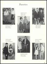 1970 Naylor High School Yearbook Page 60 & 61