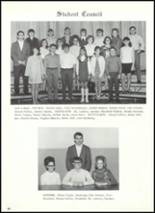 1970 Naylor High School Yearbook Page 68 & 69