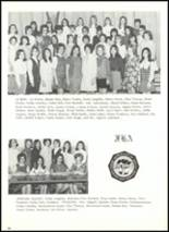 1970 Naylor High School Yearbook Page 70 & 71