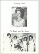 1970 Naylor High School Yearbook Page 80 & 81