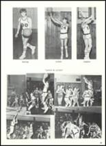 1970 Naylor High School Yearbook Page 82 & 83
