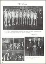 1970 Naylor High School Yearbook Page 84 & 85