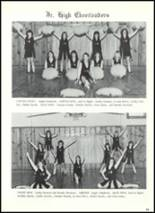 1970 Naylor High School Yearbook Page 86 & 87