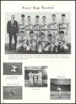 1970 Naylor High School Yearbook Page 88 & 89