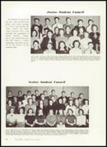 1940 Amherst Central High School Yearbook Page 20 & 21