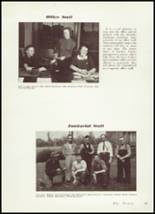 1940 Amherst Central High School Yearbook Page 22 & 23
