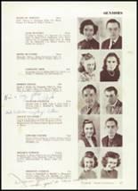 1940 Amherst Central High School Yearbook Page 28 & 29