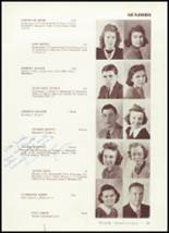 1940 Amherst Central High School Yearbook Page 30 & 31
