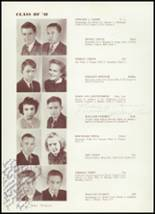 1940 Amherst Central High School Yearbook Page 36 & 37
