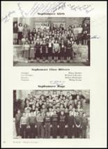1940 Amherst Central High School Yearbook Page 40 & 41