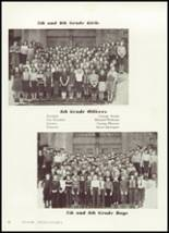 1940 Amherst Central High School Yearbook Page 42 & 43