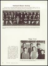 1940 Amherst Central High School Yearbook Page 50 & 51