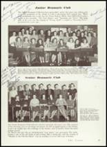 1940 Amherst Central High School Yearbook Page 52 & 53