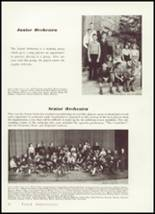 1940 Amherst Central High School Yearbook Page 54 & 55