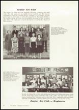 1940 Amherst Central High School Yearbook Page 58 & 59