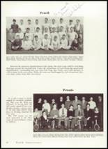 1940 Amherst Central High School Yearbook Page 68 & 69