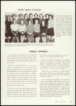 1940 Amherst Central High School Yearbook Page 72 & 73