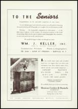 1940 Amherst Central High School Yearbook Page 102 & 103