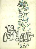 1963 Yearbook San Lorenzo High School
