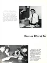 1966 Liberty Center High School Yearbook Page 12 & 13