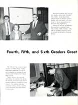 1966 Liberty Center High School Yearbook Page 18 & 19