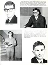 1966 Liberty Center High School Yearbook Page 24 & 25